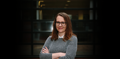 Hero banner - Caroline Dolan, Environmentalist and Programme Analyst at Made Smarter